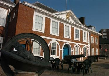 Custom House Visitor Centre