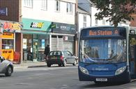 Stagecoach Exeter