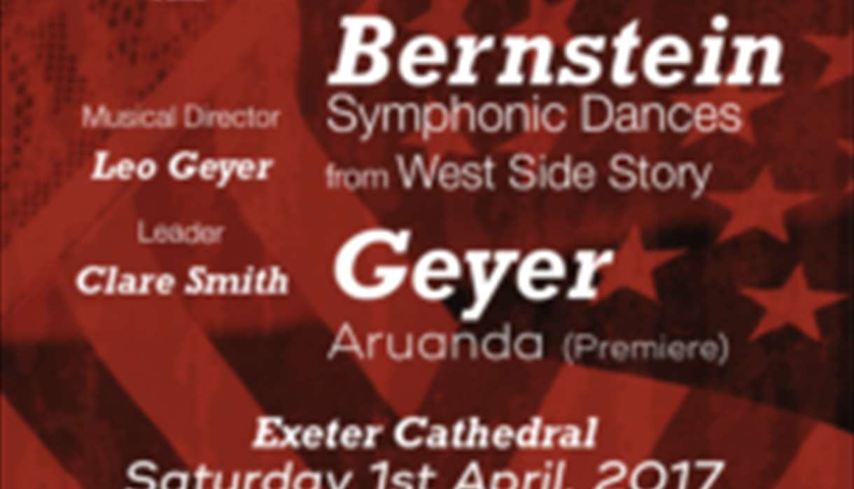 Exeter Cathedral - EMG Symphony Orchestra