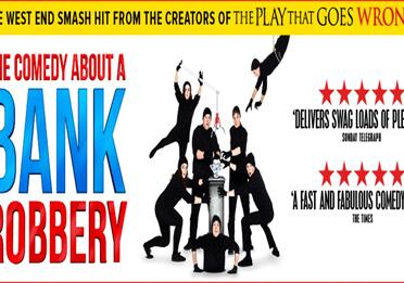 Exeter Northcott - The Comedy About A Bank Robbery