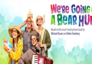 Exeter Northcott - We're Going On a Bear Hunt