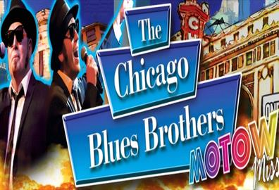 Exeter Northcott - The Chicago Blues Brothers : Motown Mission