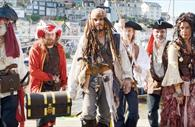 Brixham Pirate Festival, Brixham, Devon