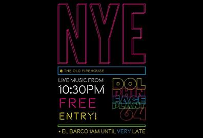 NYE at Old Firehouse