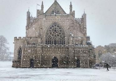 Christmas Services at Exeter Cathedral
