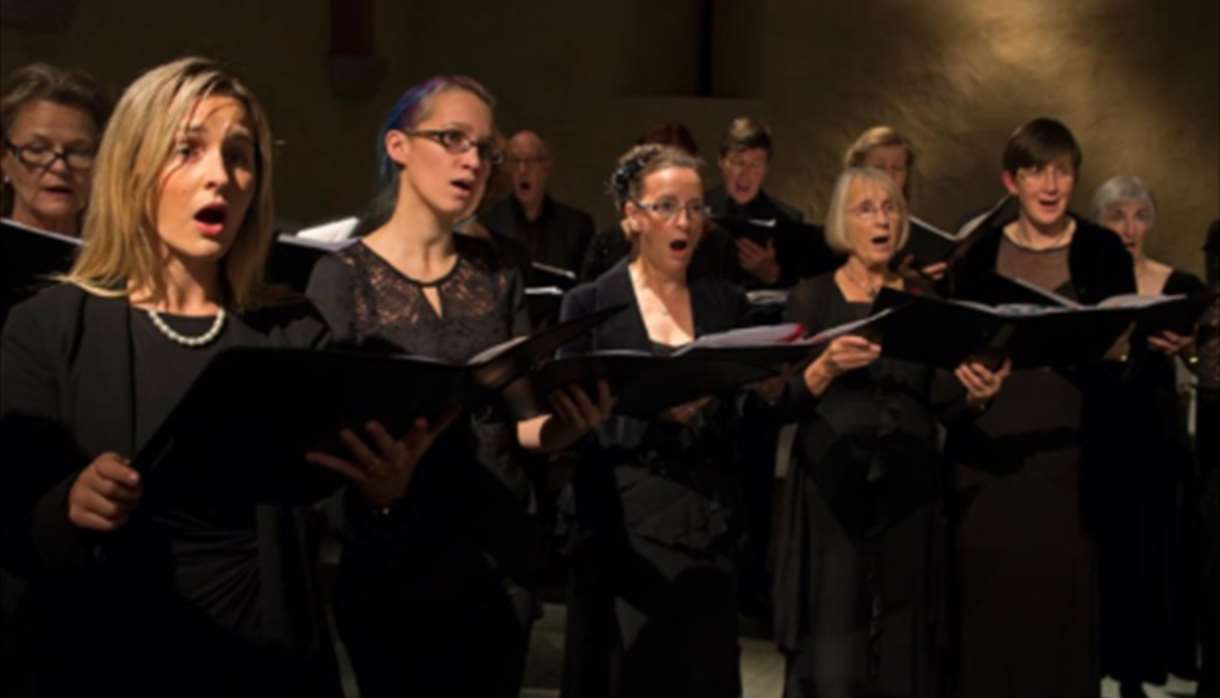 Exeter Chamber Choir - Celebrating Christmas Concert