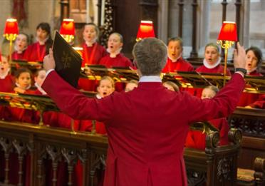 Christmas with the Cathedral Choir 2019