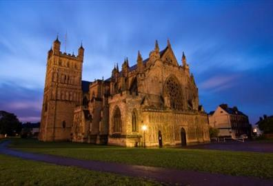 Exeter - Cathedral Family Tours
