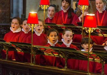 Handel: Messiah (Exeter Cathedral Choir) 2019