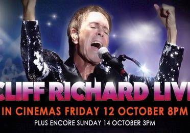 Cliff Richard Live : 60th Anniversary Tour