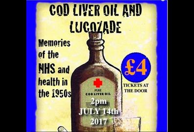 Exeter Barnfield - Cod Liver Oil and Lucozade