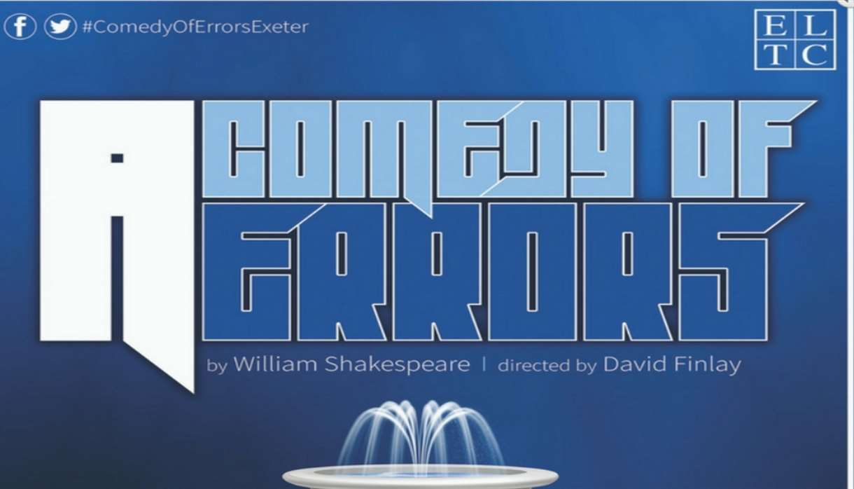 Exeter Barnfield -  Comedy of Errors