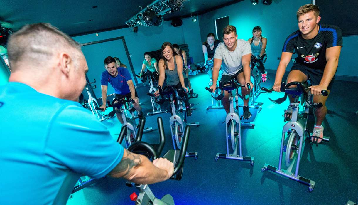 Cofton Spinning Session