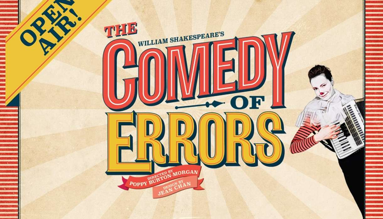 The Comedy of Errors in Rougemont Gardens