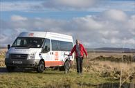 Devon Cycling Holidays - The Bike Bus