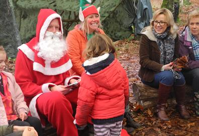 A Touch of the Wild Christmas Family Fun Day