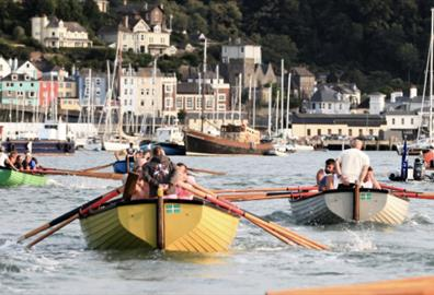 Dartmouth Regatta, Devon