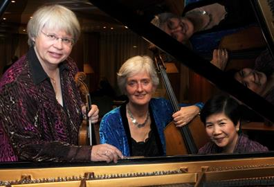 The Divertimento Piano Trio