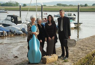 Topsham - The Divertimento String Quartet