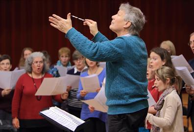 Exeter Festival Chorus - Choral Workshop Day