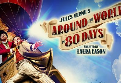 Exeter Northcott - Around the World in 80 Days