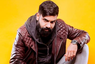 Exeter Northcott - Paul Chowdhry: Live innit