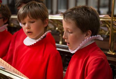 Powderham Castle - Music in the Castle: Exeter Cathedral Choir