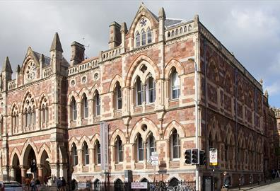 Royal Albert Memorial Museum Queen Street Exeter