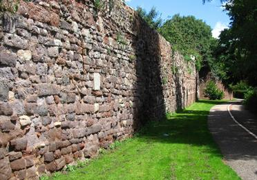 Exeter City Wall Trail
