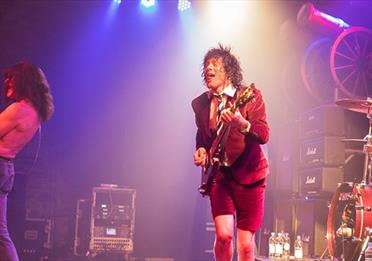 Exeter Corn Exchange - LiveWire: The AC/DC Show