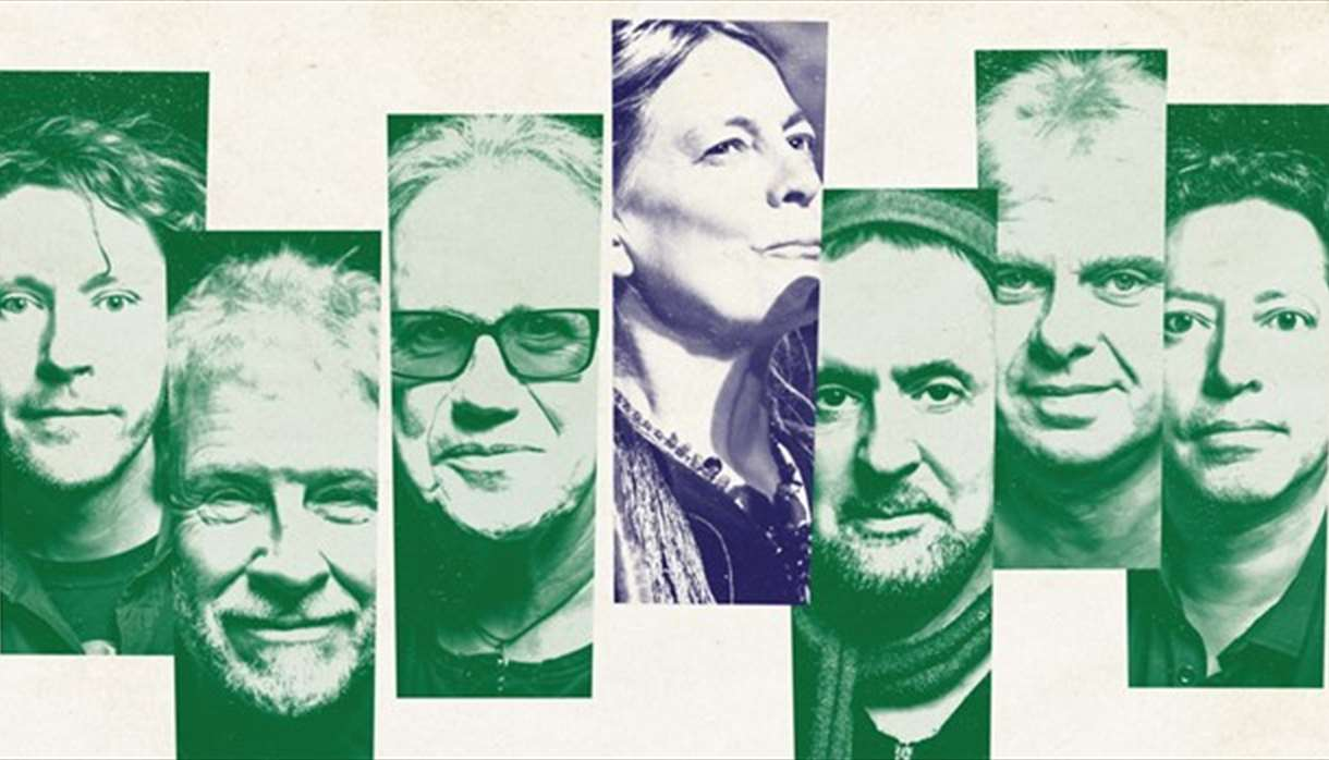 Exeter Corn Exchange - Oysterband & June Tabor: 'Fire and Fleet' Tour