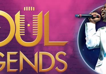 Exeter NORTHCOTT THEATRE - Soul Legends
