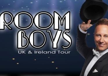 Exeter NORTHCOTT THEATRE - THE BALLROOM BOYS - Ian Waite & Vincent Simone