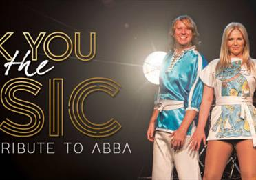 Exeter NORTHCOTT THEATRE - Thank You For the Music - The Ultimate Tribute to ABBA