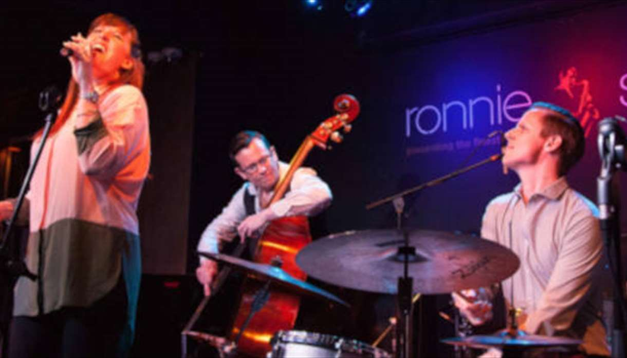Exeter Northcott Theatre - The Ronnie Scott's All Stars