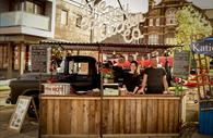 Exeter Street Food @ Piazza Terracina