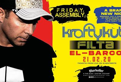 Filta & Krafty Kuts Friday Assembly Launch