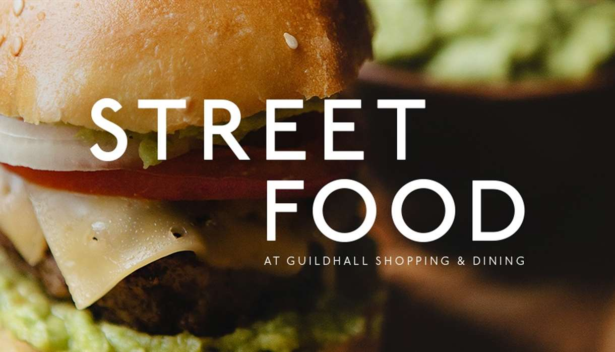 Guildhall Street Food Market