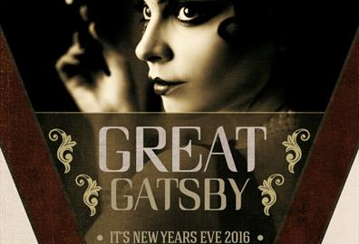 Great Gatsby! It's New Years Eve at The Terrace!