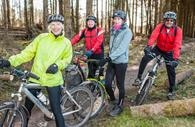 Haldon Forest Park - Forestry Commission - cycling
