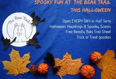 Spooky Fun at The Bear Trail