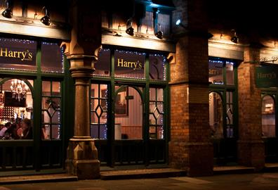 Harry's Restaurant Exeter