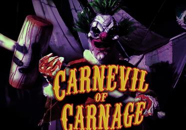 Exeter's Haunted House: Carnevil of Carnage