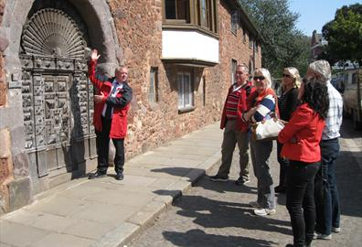 Exeter Red Coat Guided Tours