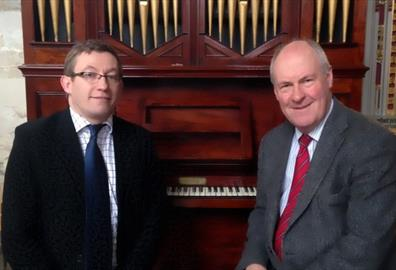 Music in the Castle - Andrew Millington & David Davies
