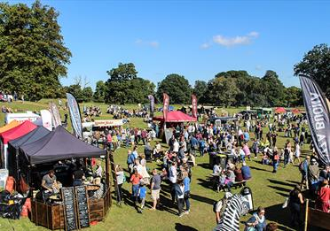 Powderham Castle Food Festival