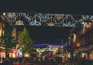 Exeter Christmas Lights Switch On 2018