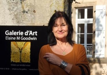 Journeying to Light: Walk and Talk with Artist Elaine M Goodwin