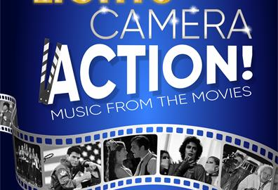 Lights, Camera, Action! Music from the Movies