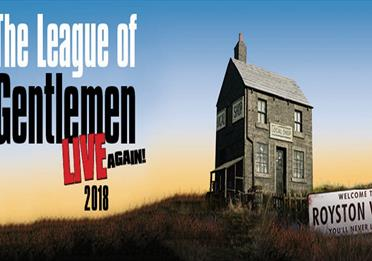 Exeter Northcott - The League of Gentlemen Live Again